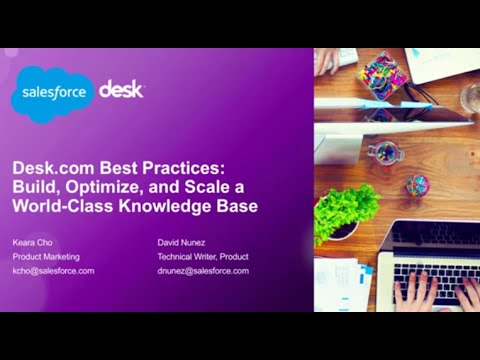 Best practices to build, optimize and scale a world class knowledge base
