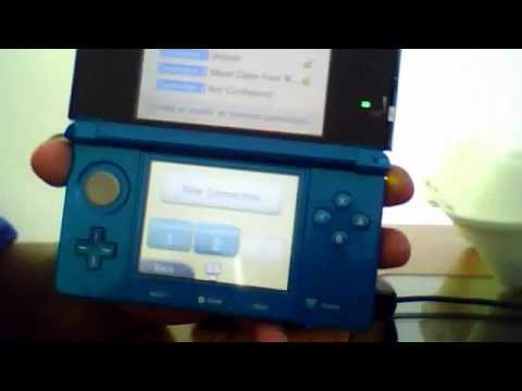 How to get  free internet on a 3ds