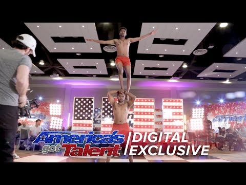 The Search for Talent Continues in Phoenix, Arizona - America's Got Talent 2018
