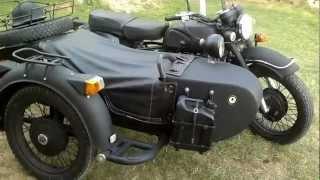 Мотоциклы Урал днепр к 750 #11