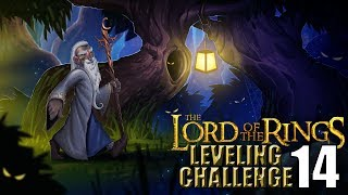 The Lord of the Rings WoW Leveling Challenge: Episode 14 - GET OFF THE ROAD!