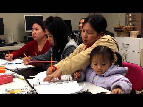 Burmese refugees learn English with help of Syracuse tech, SU, church