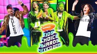 LOS MEJORES MOMENTOS KCA MÉXICO 2019 - Nuestro 1er baño de SLIME
