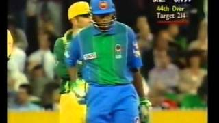 Roshan Mahanama 50 vs Australia MCG 1995/96