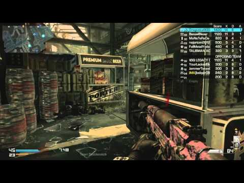 Call of Duty Ghosts - TDM - Strikezone 2 (12/23/2013) - (75-47) -