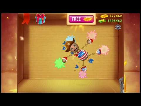 New. Kick the Buddy Gameplay 2018 Walkthrough Part 9 - Unlock All Paid Stuff - Foods & Sports (iOS)