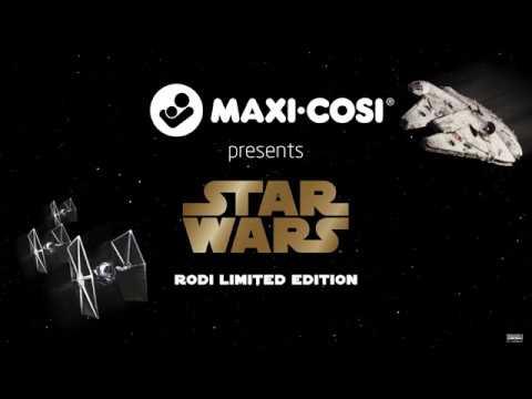 Maxi Cosi Rodi Star Wars video