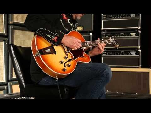 Gibson Custom Shop Tal Farlow Signature  •  SN: 11614002