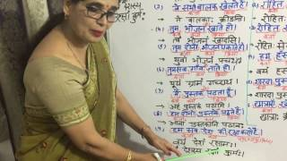 Learn Sanskrit Grammar Lesson 9 Karak Kriya And Karta Music Jinni