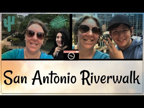 San Antonio Riverwalk, Hotel & FOOD | Land & Sea Vacation Vlog Day 7/8 [ep14]