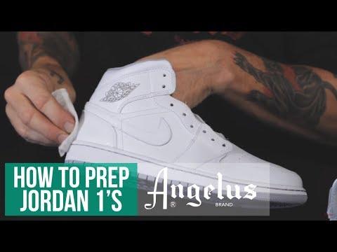How To Prep Jordans   Ultimate Tips & Tricks