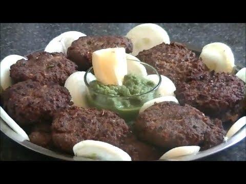 GOLA KABAB /  (Galouti kabab) *COOK WITH FAIZA*