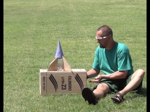 How To Make A Homemade Bottle Rocket: Easy Science Experiments For Kids