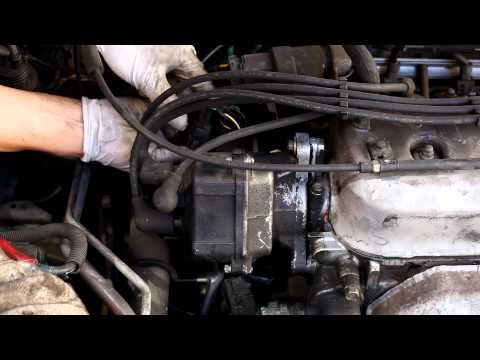 1994-1997 Honda Accord Distributor O-ring replacement