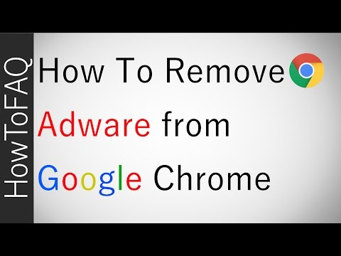 How To Remove Adware AdwCleaner Get Rid Of Chrome Ads Extension Fix 2017 Quick Free Cheap