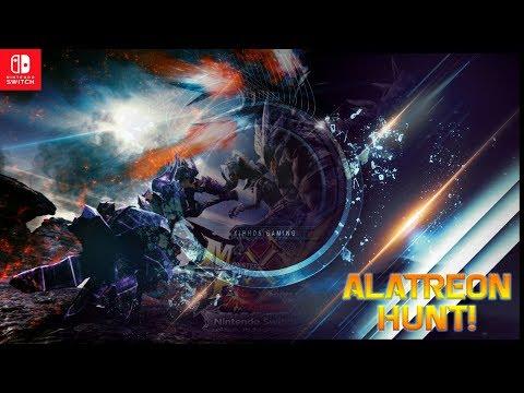 【Monster Hunter XX / Generations Ultimate】G Rank Alatreon!