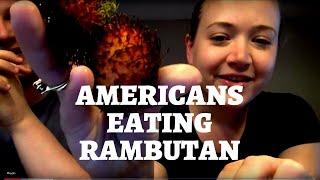 WHAT ON EARTH IS RAMBUTAN