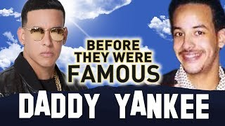 DADDY YANKEE   Before They Were Famous   Biography