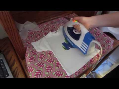 How to Applique Machine Embroidery