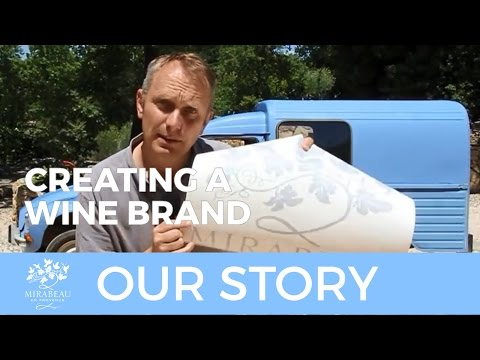 How to create a wine brand in 60 seconds
