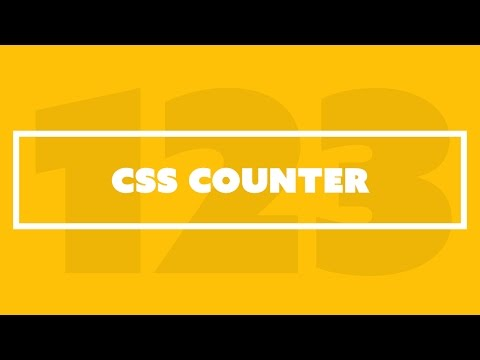 So funktionieren CSS Counter