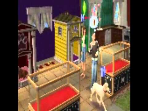 Breeding Pets - Sims 2 PC