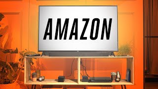 Amazon's plan to take over your living room
