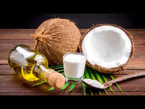 Kitchen Remedy To Stop Periods- Coconut Oil- How To Use- Why This Works