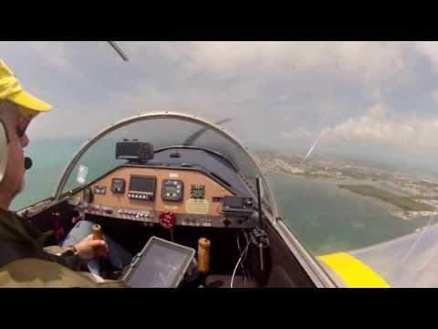 Sonex Flight to Key West, FL
