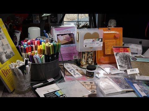 Craft Supply/Organizer Haul