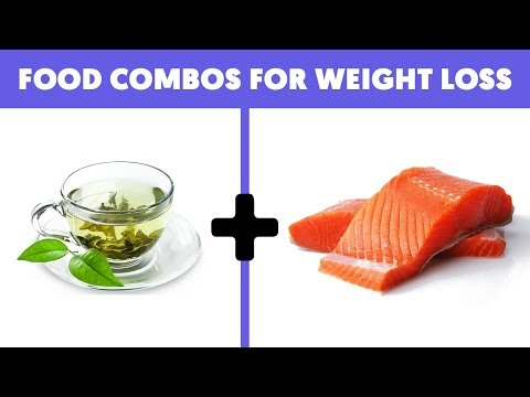8 Unusual Food Combinations that Help You Lose Weight!