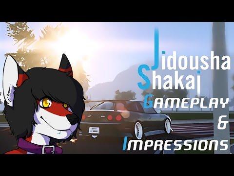 Jidousha Shakai | Impressions and Gameplay