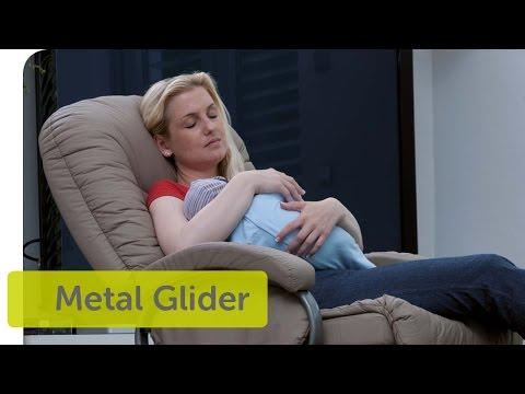 [EN] hauck - Metal Glider