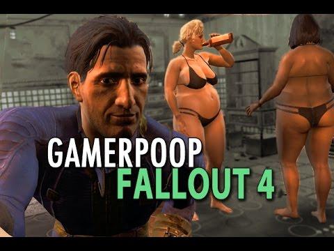 GamerPoop: Fallout 4