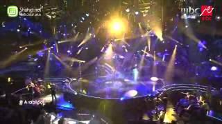 Arab Idol - منال، حازم، هيثم ومحمد حسن- ميدلي صباح - الحلقات المباشرة