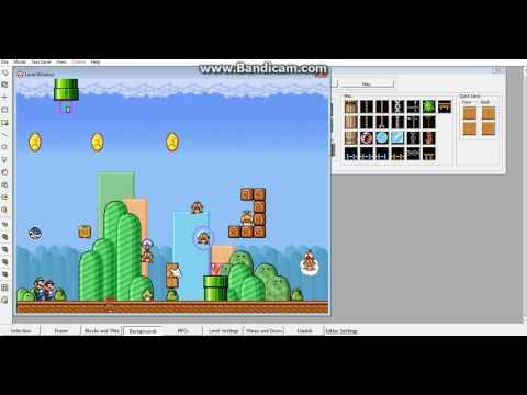 como crear un nivel en smbx 1.4.3 parte 2(warps and doors)