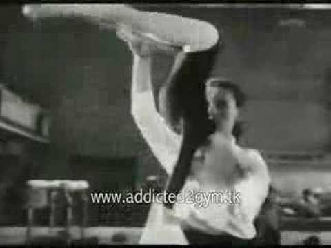 Gymnastics Montage - Training Montage 2