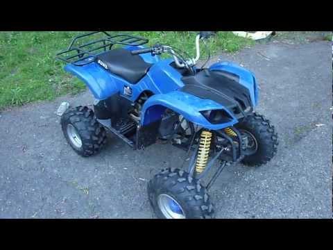 Sunl Chinese 150cc ATV will smoke ur quad!