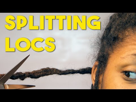 Can You Split A Loc If It Is Too Thick?