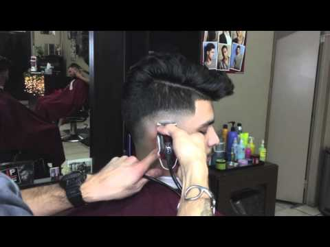 How To Cut A Skin Tight Fade | Men's Fade Tutorial - High & Tight