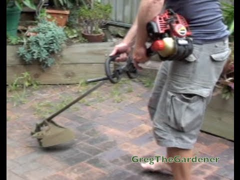 INSTANT WEED REMOVAL - Demonstration