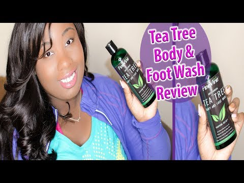 FineVine Antifungal Tea Tree Oil Body & Foot Wash Review