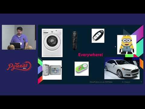 Christopher Cooper - MicroPython on an ESP8266 (PyTexas 2017)