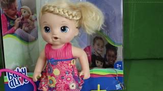Download Baby Alive Açılımı Ağlayan Bebeğim Oyuncak Bebek Oyunları izle Video