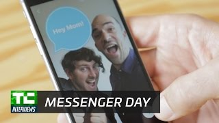Facebook launches Messenger Day