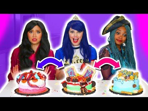 Xxx Mp4 CAKE SWITCH UP CHALLENGE EVIE VS UMA VS LONNIE Totally TV 3gp Sex