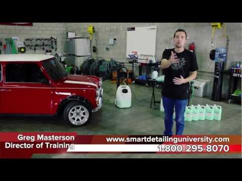 How To: Start a Waterless Detailing Business - Chemical Guys Smart Detailing University