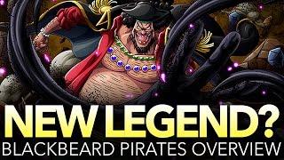 BLACKBEARD SUGO-FEST! UNIT OVERVIEW! (One Piece Treasure Cruise - Global)