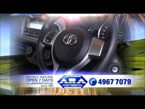 ARA CAR HIRE COMMERCIAL   Car Rental Newcastle Hunter Valley