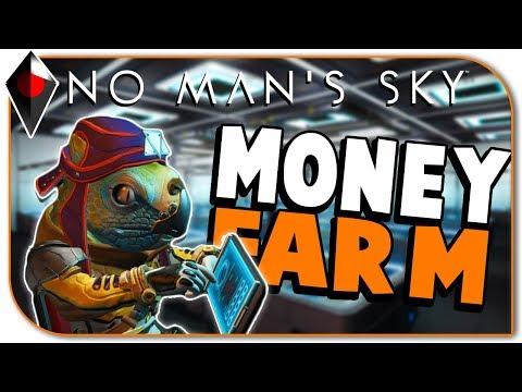 MY NEW MONEY MAKING FARM - No Man's Sky Part 6: Atlas Rises Update 1 34